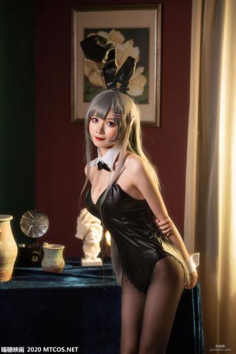 [喵糖映画] TML.005 《麻衣兔女郎》 写真集