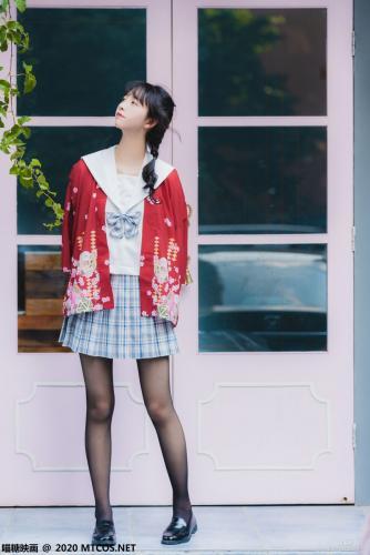 [喵糖映画]  JKL.018 《户外JK制服》 写真集