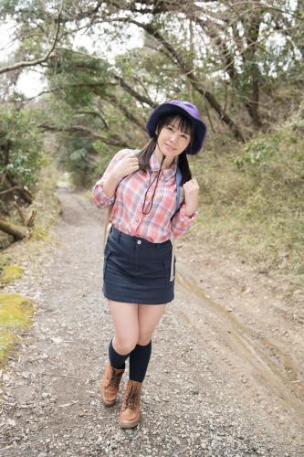 [Minisuka.tv] Yuka Aragaki 新垣優香 - Secret Gallery (STAGE1) 01