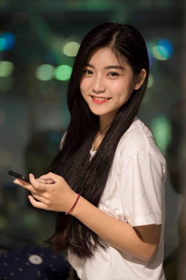 青涩越南美女《Nam Phuong》蜜汁笑颜甜到你想娶回家!(2) -娱乐资讯明星八卦最新动态