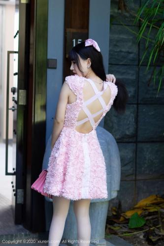 [XiuRen] 2020.08.17 No.2451 朱可儿Flower