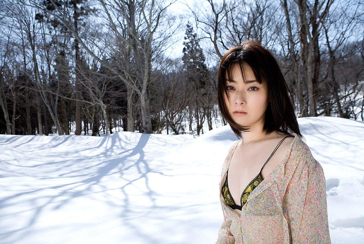 远野凪子(遠野なぎこ)-《舞姬》[image.tv套图]