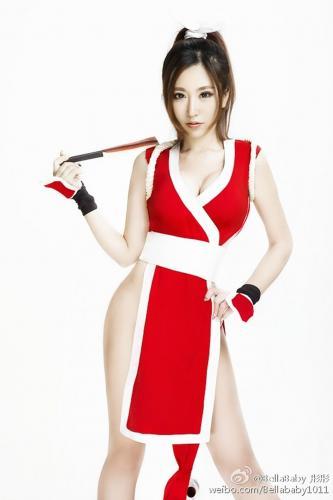 Bella彤彤- 台湾人气电竞主播美乳私房照