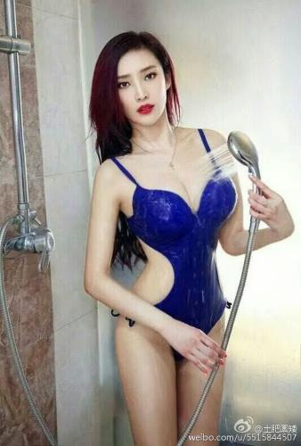 周妍希- 性感惹火诱惑私房写真