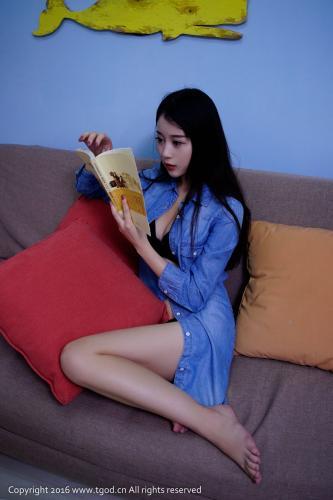 赵小米Kitty- [TGOD推女神] 甜心俏皮 ~