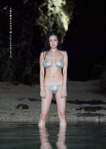 片山萌美- 天然G奶女神超高清写真