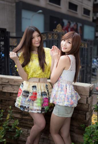 谢馥羽- 成熟女人写真系列之西门町街