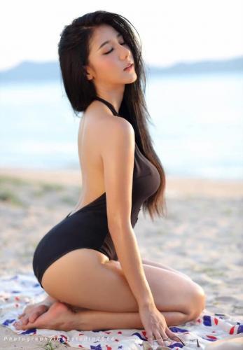 泰国嫩模Thunyawan Visespheat的FB私房写真