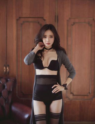 孙允珠- 2016年网拍女神内衣系列