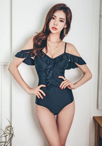 韩国模特朴多贤 Lologirl泳装系列