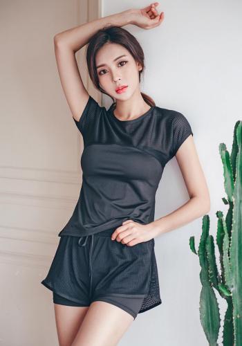 韩国模特朴多贤 Lologirl运动服饰系列二