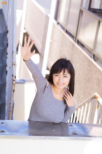 Hoshino- [Bomb.tv] 2017年12月号 GRAVURE Channel