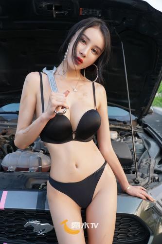 孟晓艺- [露水TV] 修车女工