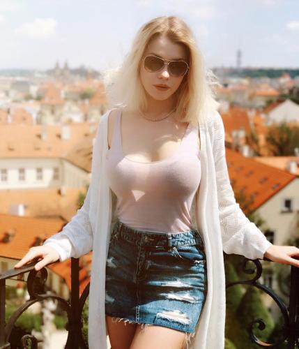 Irina Meier- 战斗民族Cos性感美图