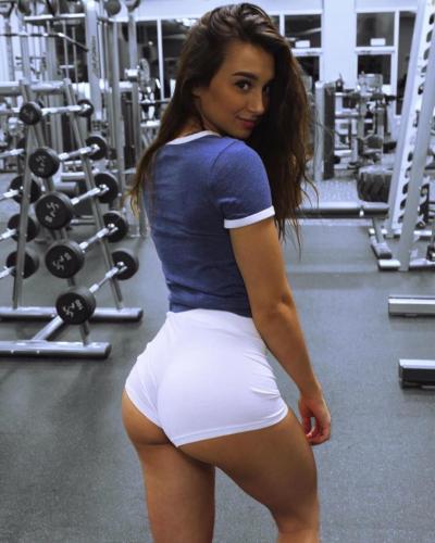 Amber Gianna- 运动美人私房照