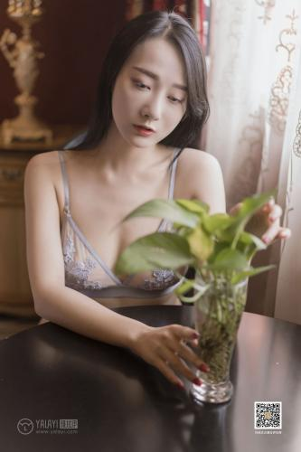 [YALAYI雅拉伊] 2019.08.18 Vol.373 可爱女人 何嘉颖