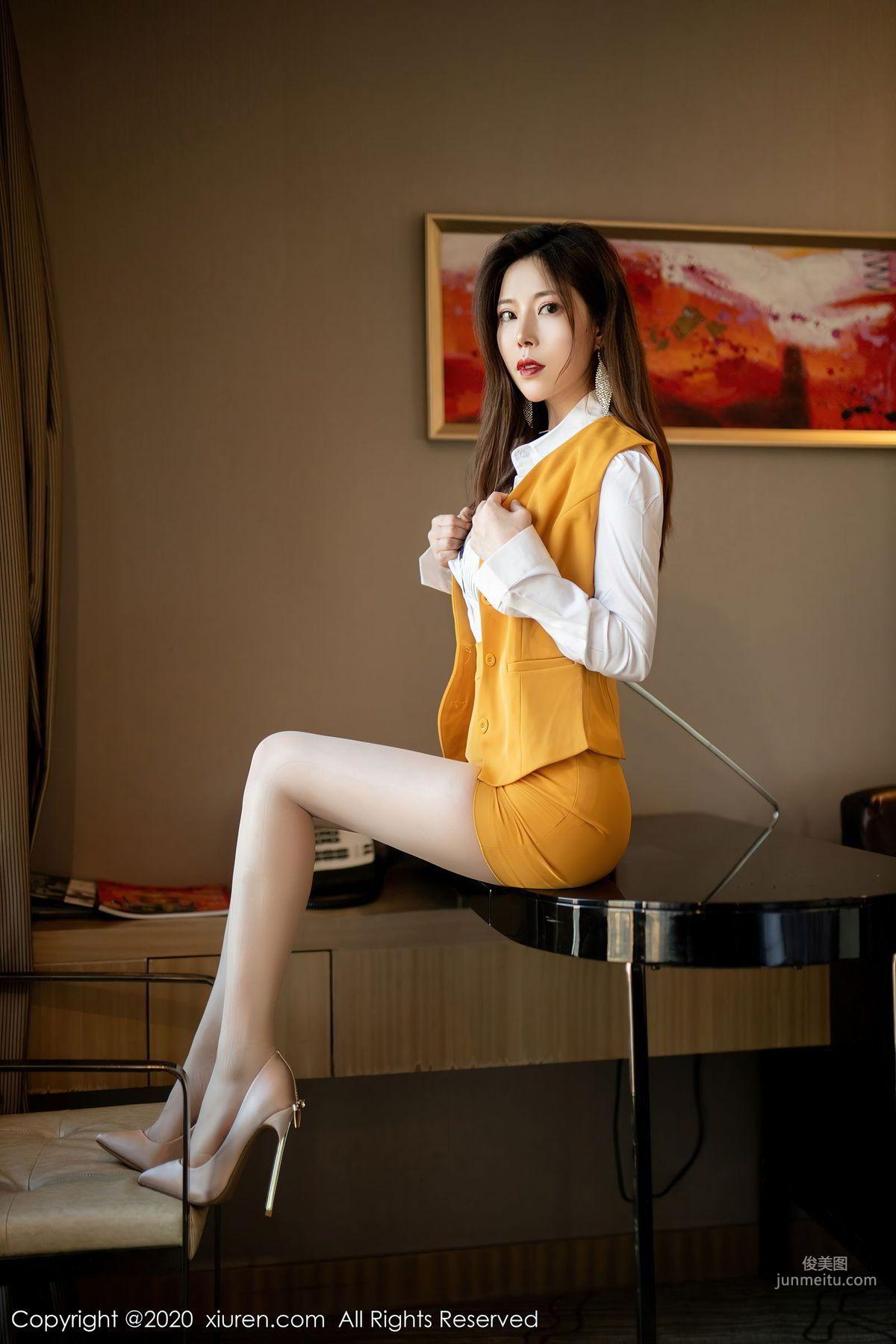 [XiuRen] 2020.12.02 No.2850 白茹雪Abby_0