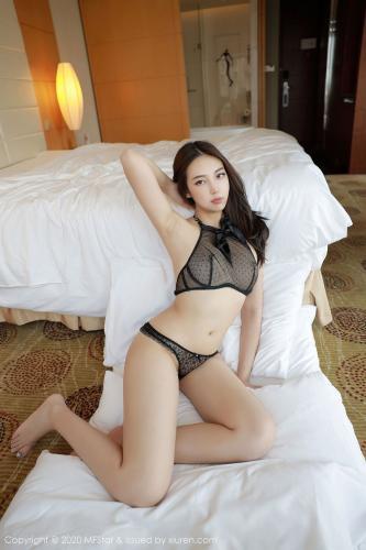[MFStar] 2020.12.04 VOL.420 郑颖姗