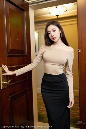 [MyGirl] 2021.02.19 VOL.490 王馨瑶yanni