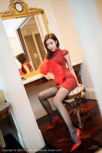 [MyGirl] 2021.03.18 VOL.498 王馨瑶yanni