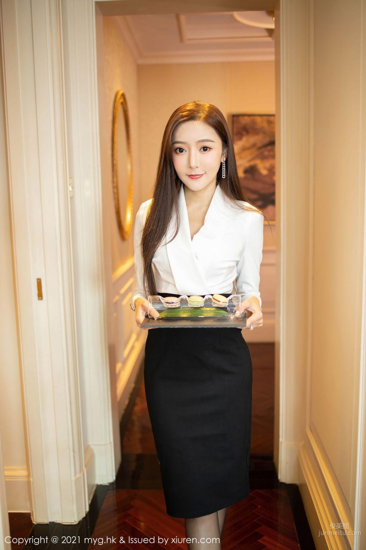 [MyGirl] 2021.02.23 VOL.492 王馨瑶yanni_0