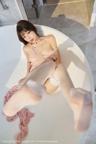 [XiuRen] 2021.05.31 VOL.3485 芝芝Booty