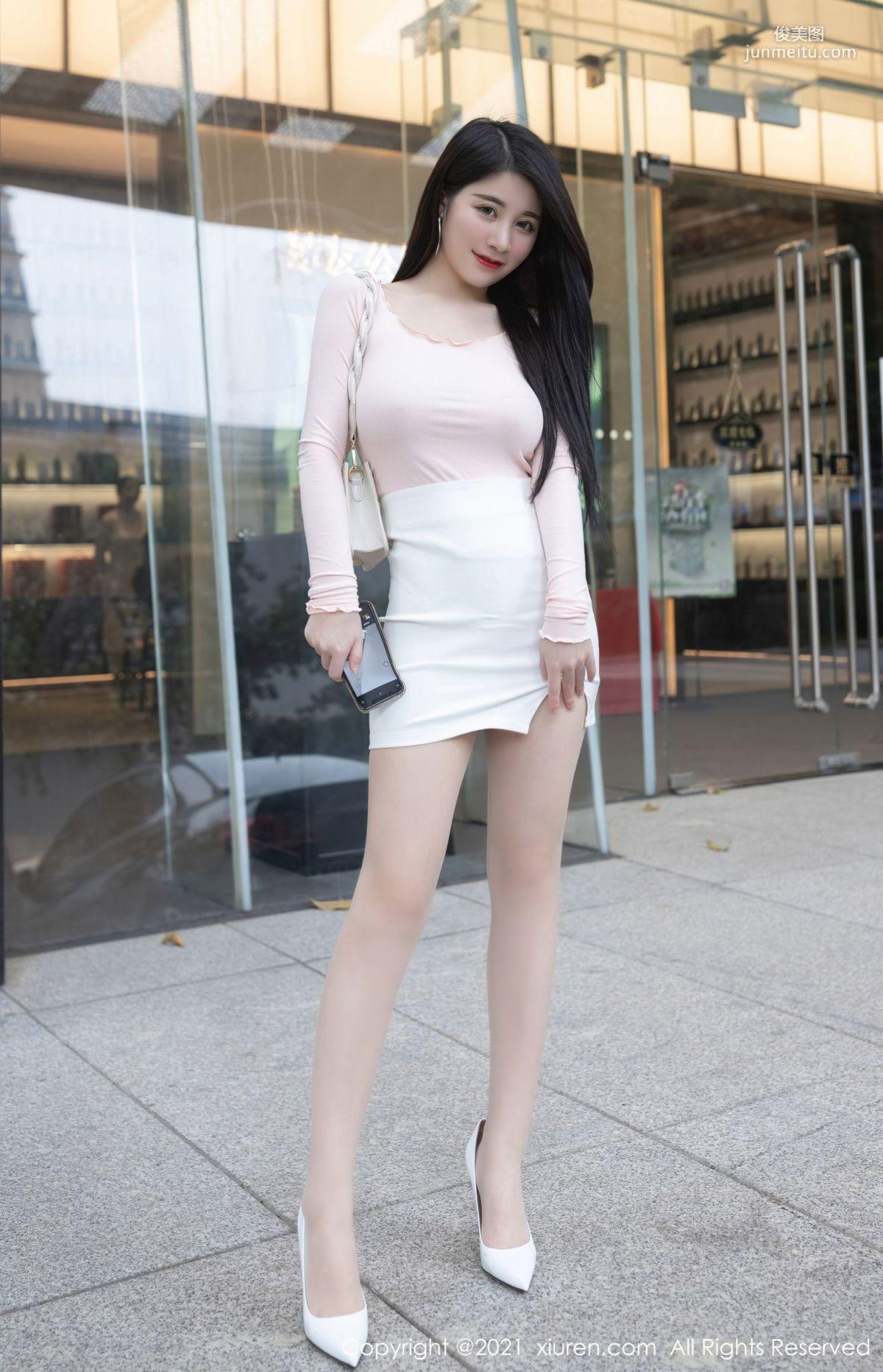 美七Mia的澳门旅拍 粉色娇媚服饰主题